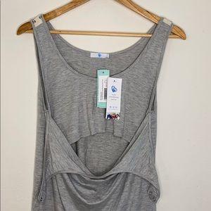 NWT! Bun Maternity Nursing Knit Tank - StitchFix